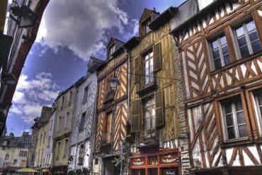 Le vieux Rennes, une belle ville avec des entreprises bien ancrées